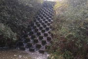 An unusual weir