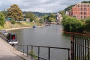 Our Bath city centre mooring