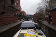 Leaving Gas Street Basin