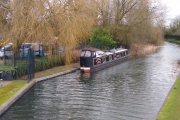 The Lane Head moorings