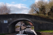 The junction with the Shropshire Union Canal