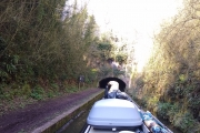 The Shropshire Union Canal - Cowley Tunnel