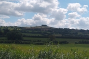 Lovely view over Saltford