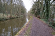 The canal at Hopwas