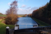 Top of the Curdworth Locks