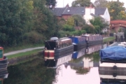 The moorings in Lymm