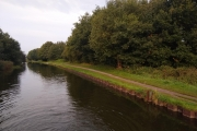 Our mooring at Dunham Town