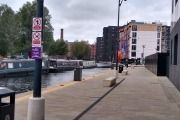The New Islington Marina