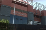 Passing Old Trafford