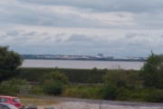 Manchester Ship Canal and The Mersey