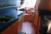 And the worktops prepared, too.