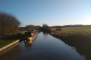 Another sunny day - on the Coventry Canal