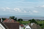 Views over Morecambe Bay from the canal