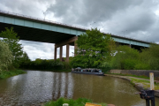 Waiting for the lock under the M6