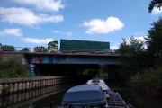 Going under the M4