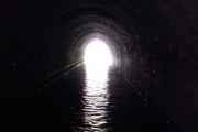 And the light at the end of the tunnel